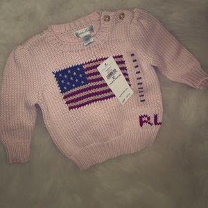 Ralph Lauren Kid Sweater